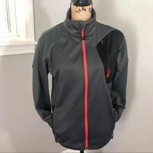 SPYDER ZIP UP JACKET